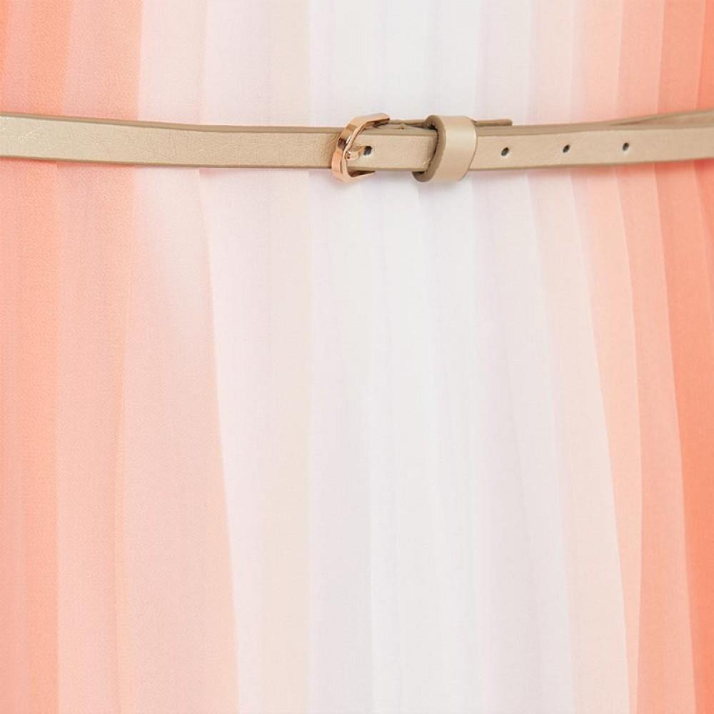 MAYORAL Платье с ремешком