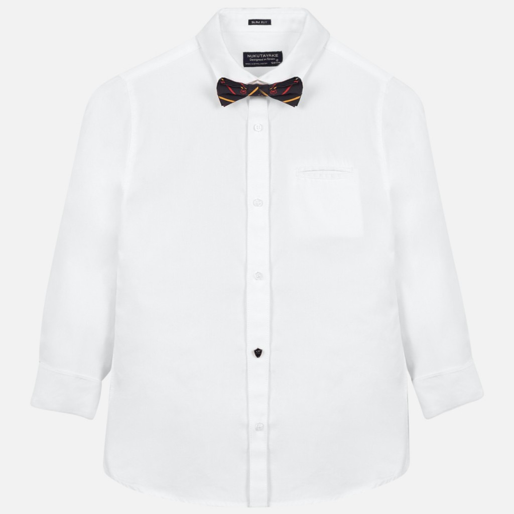MAYORAL Рубашка с бабочкой